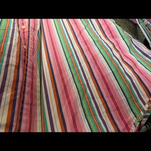 Polo by Ralph Lauren Shirts - Polo Ralph Lauren vintage rich color print